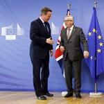 A nap, amikor a brit kormányfő Brüsszelben nem mondta azt, amit vártak tőle