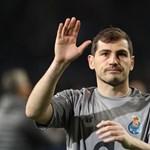 Szívrohamot kapott Iker Casillas