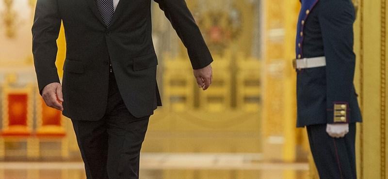Putyin: Új államot kell levágni Ukrajnából