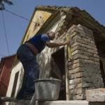 Továbbra is zilált az építőipar állapota