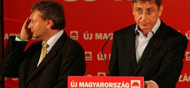 Rossznak tartja Gyurcsány pártszavazási javaslatának időzítését Hiller István