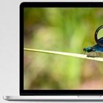 Gyönyörű háttérképek akár a Retina képernyős MacBook Pro gépekhez is!