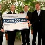 Hosszú távú együttműködést írt alá a Bosch és a BMF