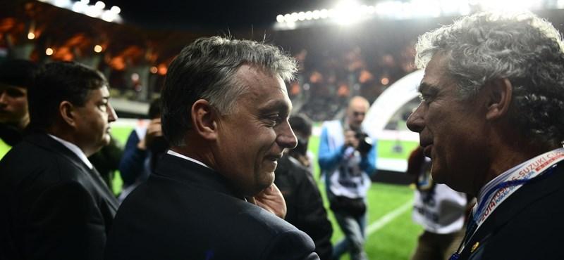 Elképesztő mértékben növelte értékét Orbán házi futballcsapata