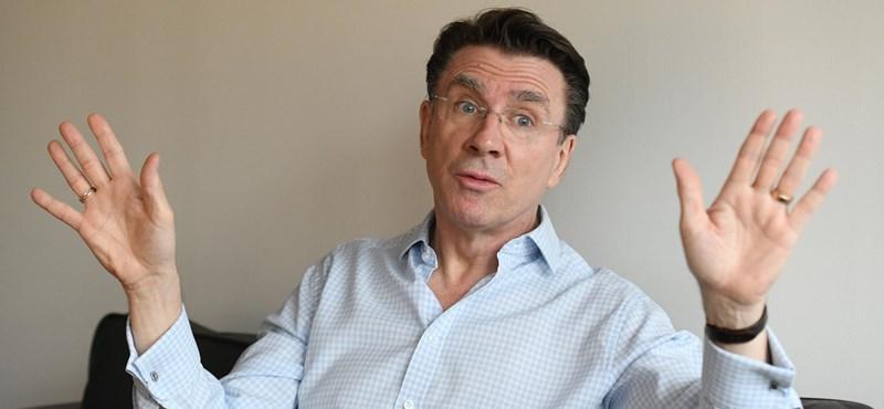 Magyarul szavalt a budapesti brit nagykövet