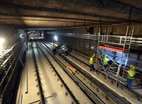 Több mint 230 milliárdot költhet Budapest a 3-as metró felújítására