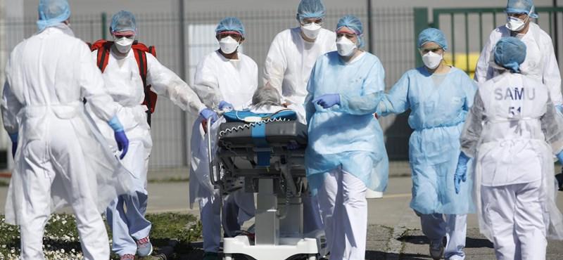 Franciaországban két héttel kitolták a kijárási tilalmat, de máshol is szigorítottak a héten