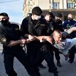 Elnökválasztási esélyeinek csökkenése miatt a fehérorosz vezér elővette a korbácsot