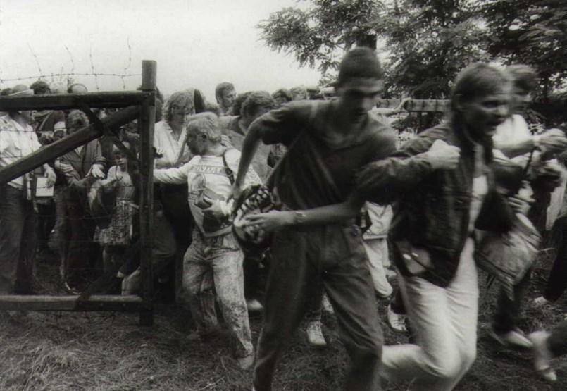 A Vasfüggöny utolsó áldozata éjfekete Trabanttal érkezett Magyarországra