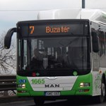 Maradt a dízel-uralom az új buszok piacán