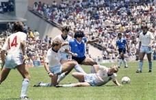 Így ért a világ tetejére Maradona – a 86-os vb filmjével emlékeznek a futballzsenire