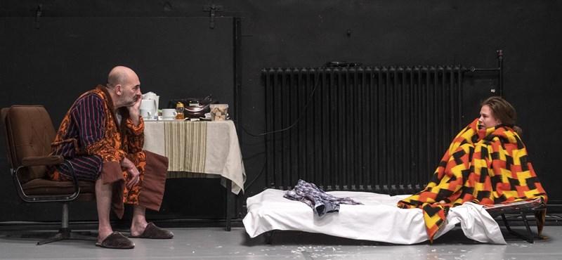 Visszatért Kulka: letaglózó dolgok történnek a színpadon