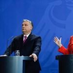 Jókorát bakizott Merkel, Balkán-tónak nevezte a Balatont – videó