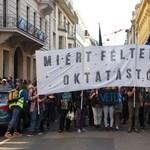 """Nem hagyja magát a CEU: """"a tanszabadság nem alku tárgya"""""""