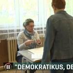 EBESZ: Demokratikus volt az áprilisi választás, de nem voltak egyenlőek a feltételek