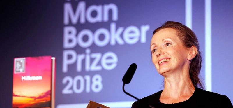 Először kapta észak-írországi szerző a Man Booker-díjat