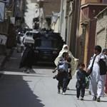 Újabb öngyilkos merénylet Kabulban