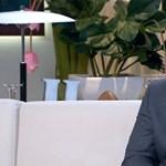 A Tv2 stúdiójában került elő a napok óta bujkáló Kósa Lajos