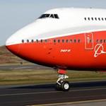 Hét csillagos luxushotel és iroda egy Boeing 747-en
