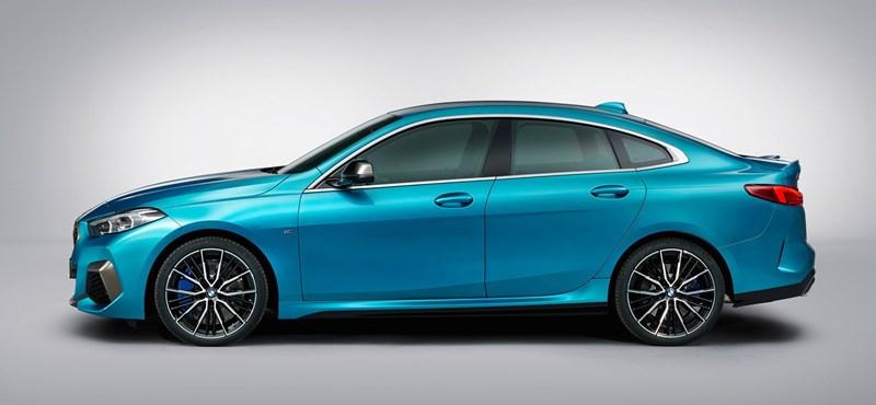 9 millió forinttól indul itthon a BMW 2 Gran Coupé