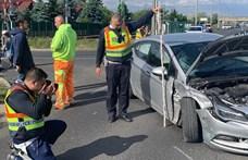 Autóbalesetben meghalt egy egyéves kisfiú Budapesten
