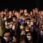 5000 fős koncertet tartottak Barcelonában