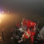 Egy terhes nő is meghalt a hétvége legszörnyűbb balesetében