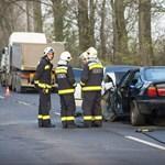 Három férfi halt meg egy szabolcsi balesetben