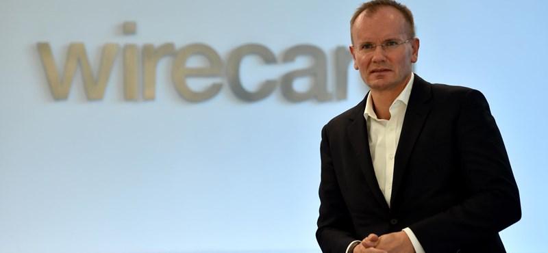 664 milliárd forinttal nem tudott elszámolni, előzetesbe került a Wirecard volt vezetője