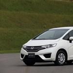 Három liter alatti fogyasztással hódítana az új Honda Jazz