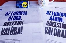 Vezető napilapokban hirdeti a helyreállítási tervet Brüsszel, jutott belőle a Magyar Nemzetbe is