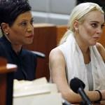 Zavarba ejtően bizarr videót posztolt Lindsay Lohan