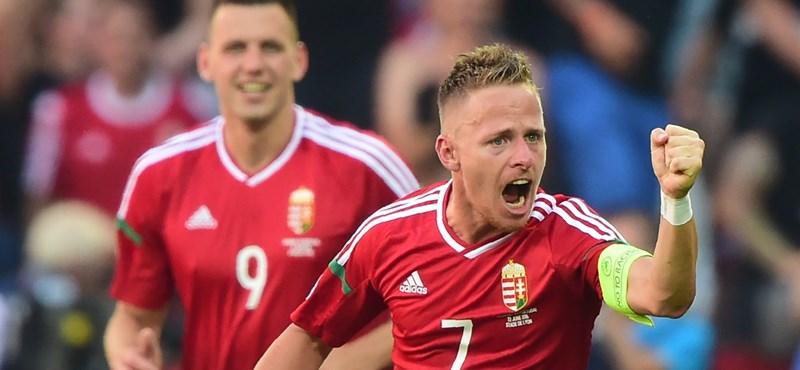 Nézze meg a magyar-portugál meccs hat gólját