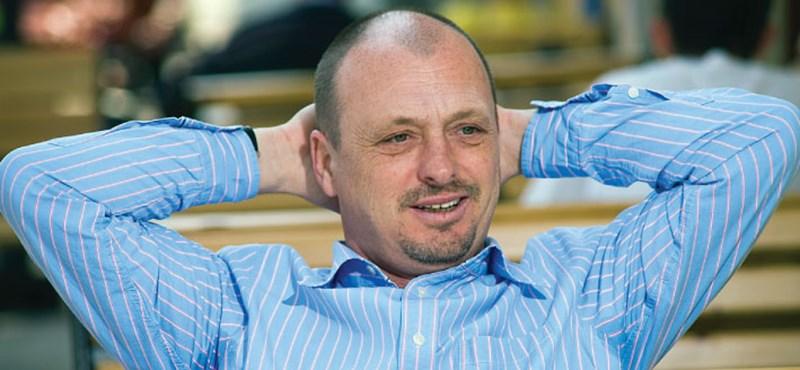 Tiffán Zsolt visszalép egy nagyot a politikából