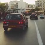 A nap videója: Need for Speed a közutakon, életveszély a négyzeten