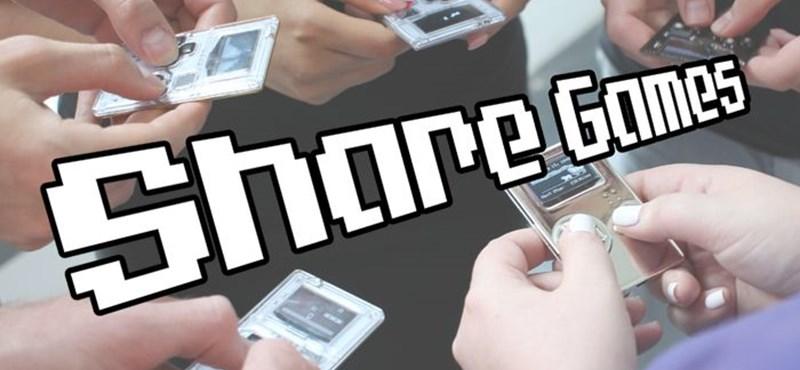 Sosem volt ilyen egyszerű a játékkészítés: sláger lehet a mini Game Boy