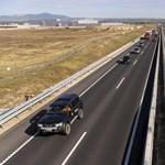 Hármas karambol történt az M6-os autópályán