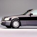 Mercedes 800 SEL: a 18 hengeres álom