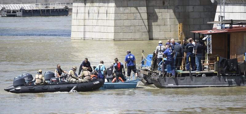 Azonosították a Hableány-baleset kilencedik áldozatát
