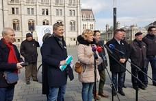 Sztrájkbizottság: Orbán nevezze meg a segédeit!