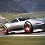 Tovább vadította virtuális szuperkupéját a Mercedes