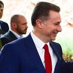 Macedóniában újra elítélnék Gruevszkit, kérik, hogy adjuk ki