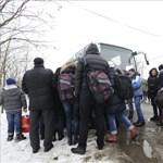 Fotó: Tömegével érkeznek a koszovóiak a Homokhátságra