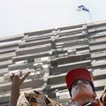 Felderítő gépek is védik Izraelt az egyiptomi határnál
