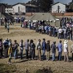 Történelmi választás Zimbabwéban – Galéria!