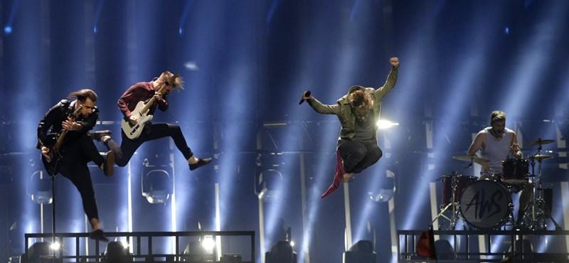 Egy díjat azért elhozott az AWS az Eurovíziós fesztiválról
