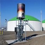 Átadták a szegedi biogázerőművet