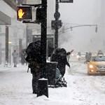 Újabb téli vihar fenyegeti Amerikát