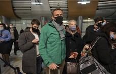 Von der Leyen és Lengyelország is Navalnij azonnali szabadon engedését követeli