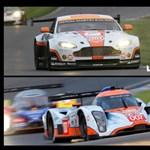Eladja Le Mans-i versenyautóit az Aston Martin